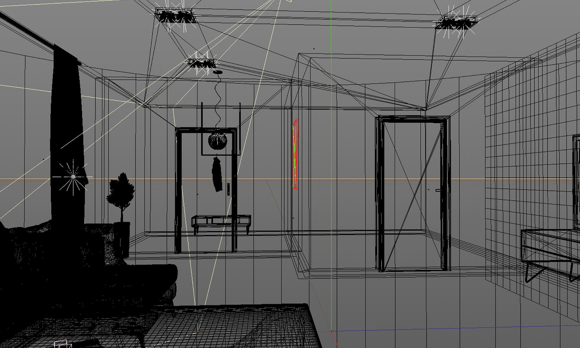 Schau und Horch 3D Rendering LEBO 3 - 3D Visualisierung für LEBO