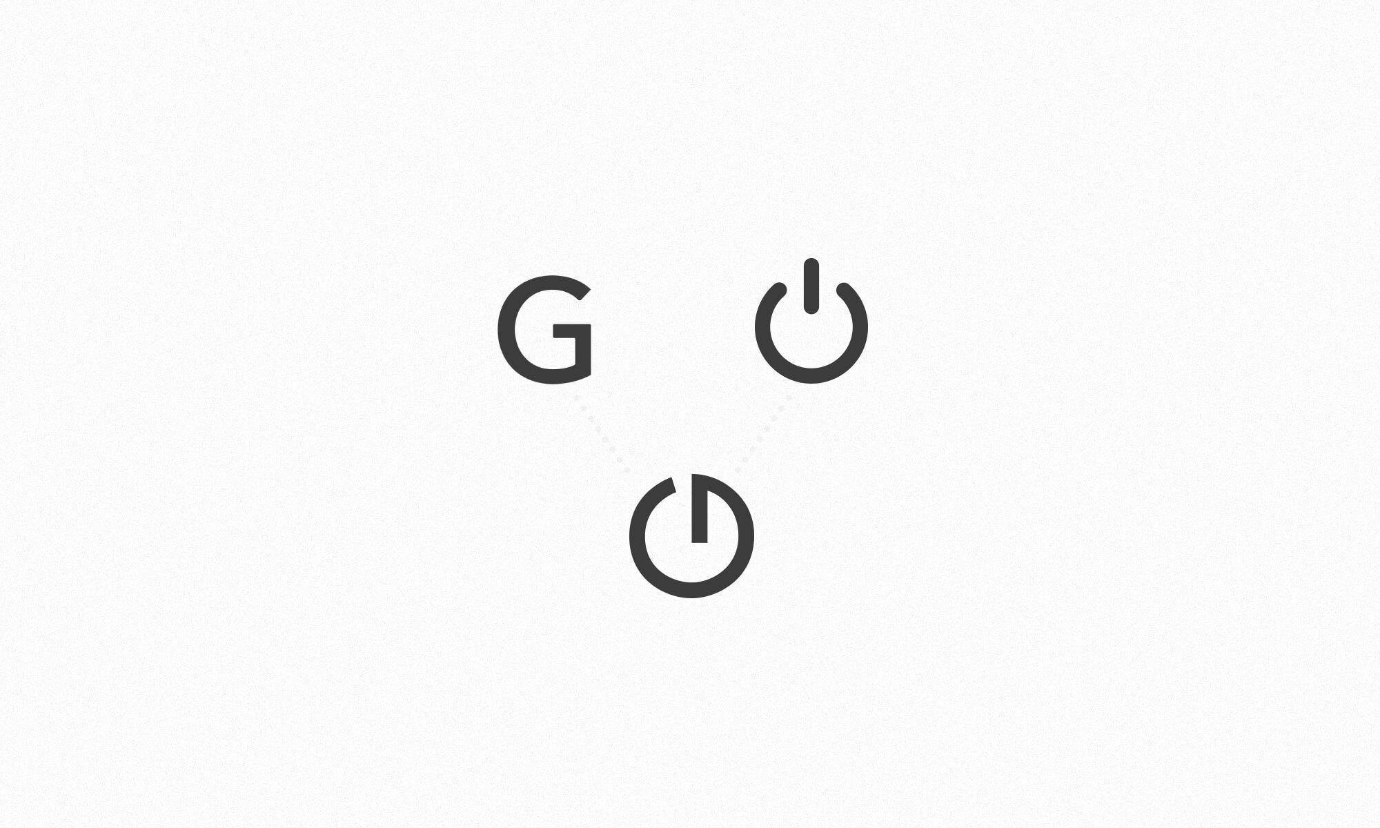 Schau und Horch Logo Herleitung Genua - Corporate Identity für Genua