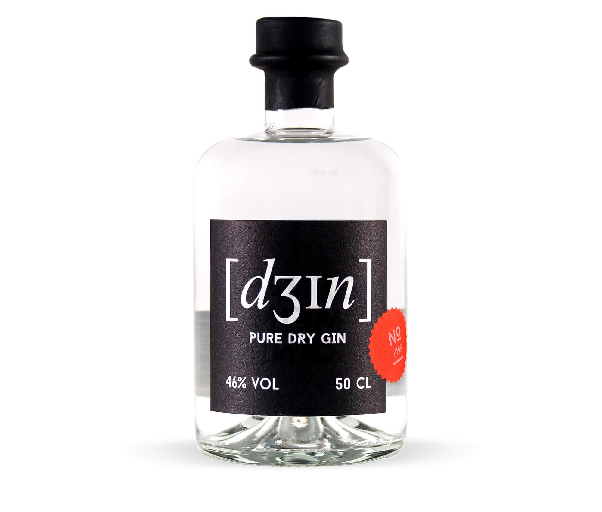 Schau und Horch Produktfotografie Dein Gin 3 1 - Corporate Identity für [dʒɪn]