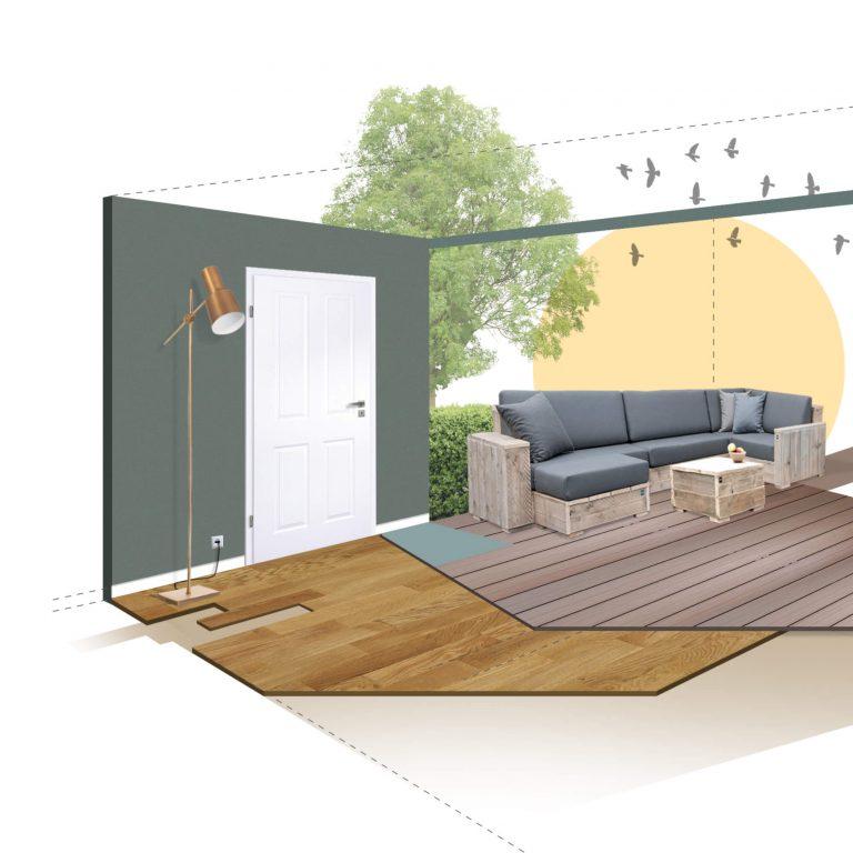 schauundhorch DAS Heimkontor Corporate Design 2 - Projekte