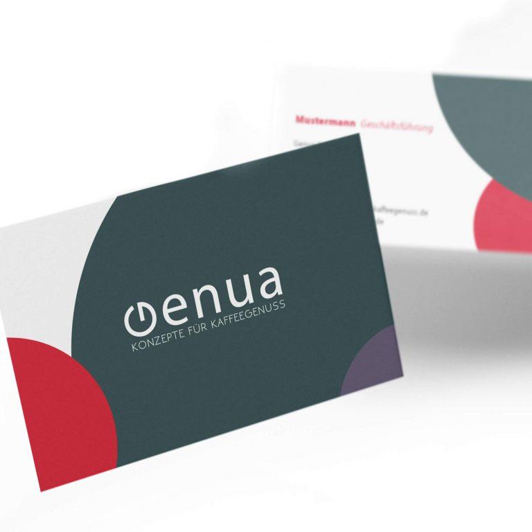 schauundhorch Genua Corporate Design 2 - Projekte